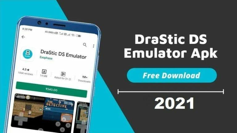Download Drastic Ds Emulator Apk (Premium) Free for Android, iOS 2021