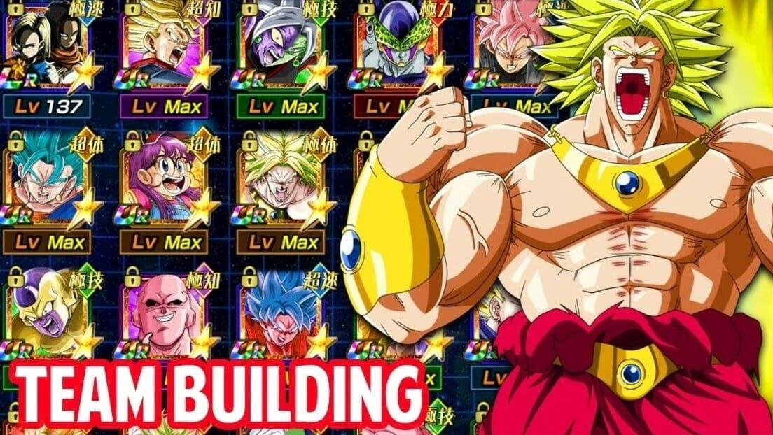 Features Of Dragon Ball Z Dokkan Battle Mod Apk (God MOD, High Damage)