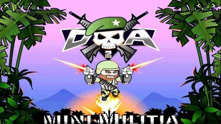 Download Mini Militia Mod Apk (Cracked) for Android & iOS & PC 2021