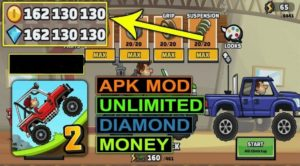 Download Hill Climb Racing MOD Apk Unlimited for Android, iOS, PC 2021