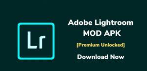 Download Adobe LightRoom MOD Apk Premium Free for Android, iOS 2021