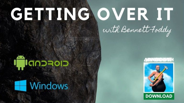 Download Over Getting it with Bennett Foddy APK for Android, iOS 2021