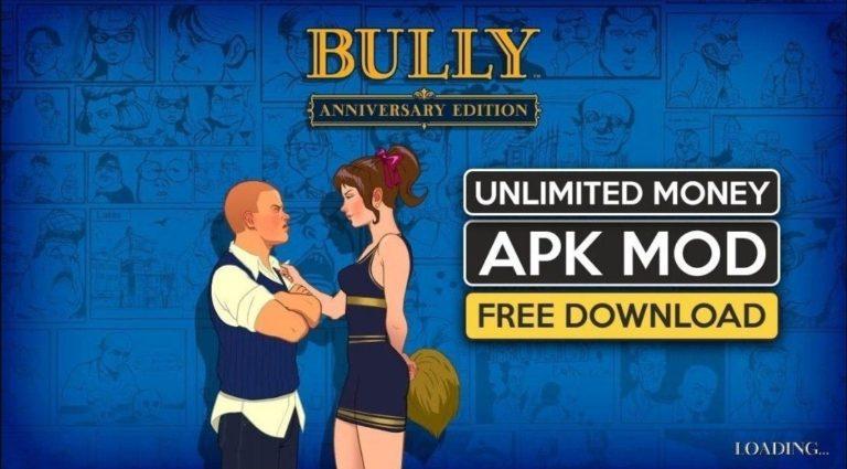 Bully Anniversary Edition Mod Apk v1.0.0.19 + OBB (Unlimited Money)