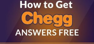 How to Get Chegg Answers 100% for Free 2021 (Full Guide)