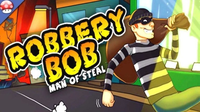 Robbery Bob MOD v1.18.37 APK (Unlimited) 2021 for Android & iOS & PC