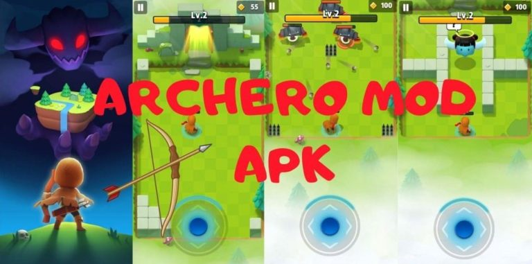Archero MOD APK v2.8.5 Download (Unlimited Everthing) for Android, iOS