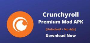 Crunchyroll Premium MOD APK v3.6.0 Download (Unlock) Free for Android