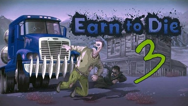 Earn to Die 3 Mod Apk v1.0.3 Download (Unlimited Money, Free Shopping)