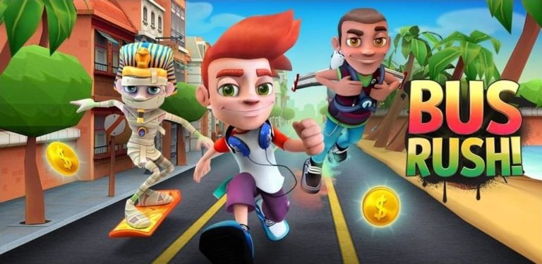 Bus Rush MOD APK v1.17.00 Download (Unlimited All) For Android, iOS