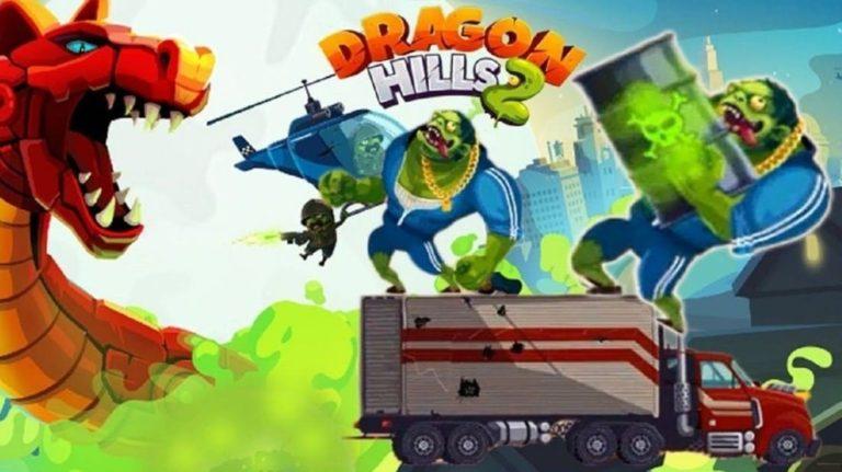 Dragon Hills 2 MOD APK v1.1.8 Download (Unlimited Coins & Unlock All)