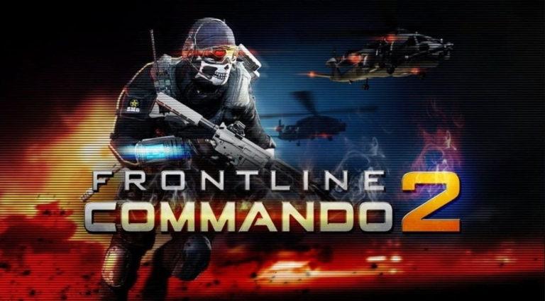 Frontline Commando 2 MOD APK v3.0.3 Download (Unlimited Money)
