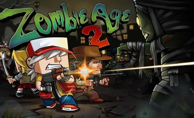 Zombie Age 2 MOD APK v1.3.1 Download (Unlimited) For Android & iOS
