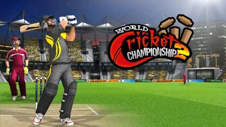 World Cricket Championship 3 MOD APK (Unlimited Money, Full Unlocked)