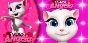 My Talking Angela 2 MOD APK Download (Unlimited Coins, Diamonds)