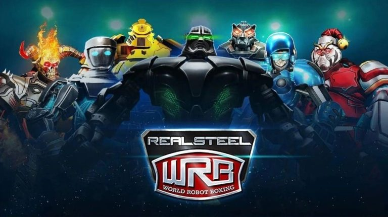 Real Steel World Robot Boxing MOD APK Download (Unlimited Money)