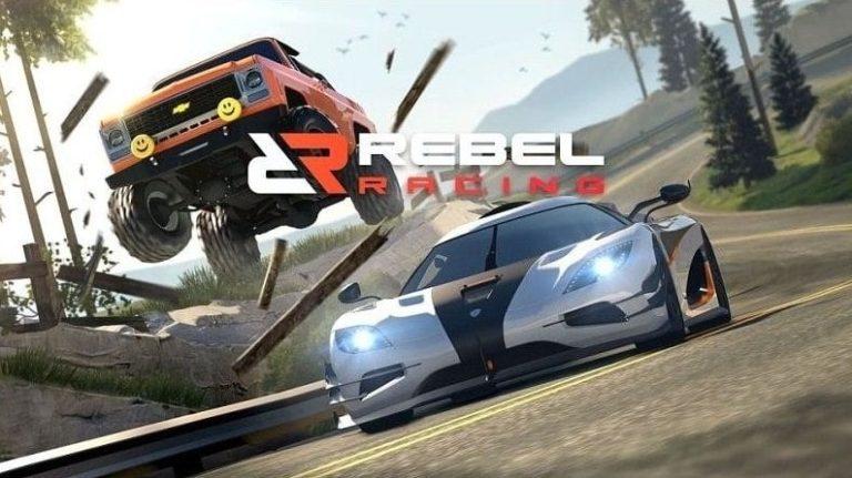 Rebel Racing Mod Apk+OBB Download (Unlimited Money, Fuel, Unlocked)