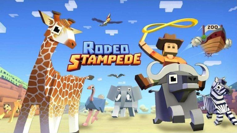 Rodeo Stampede: Sky Zoo Safari Mod Apk Download (Unlock All Animals)
