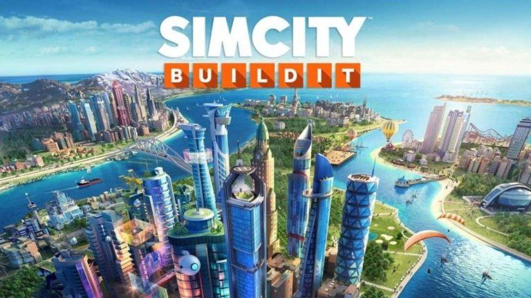 SimCity Buildit MOD APK Download Full (Unlimited Money, Keys, Coins)