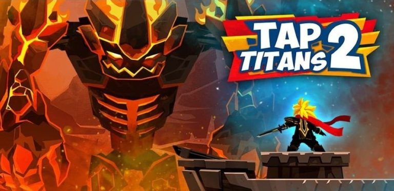Tap Titans 2 MOD APK 5.5.2 Download (Unlimited Everything, MOD Menu)