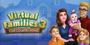 Virtual Families 3 Mod APK 1.6.3 (Unlimited Money, Coins, Free Shopping)