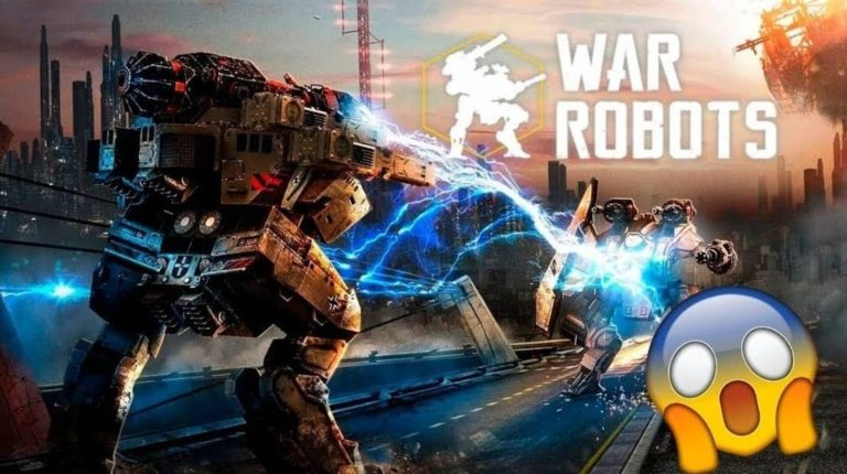 War Robots MOD APK (Unlimited Money, Ammo, Rockets, Inactive Bots)